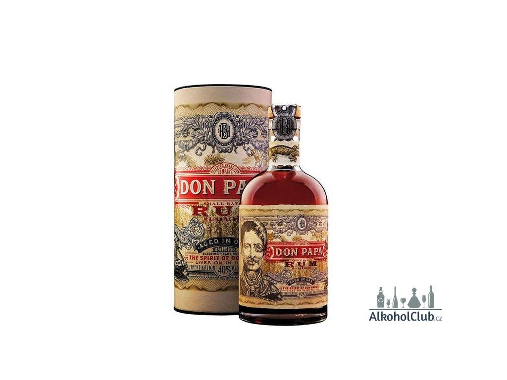 don papa tuba rum
