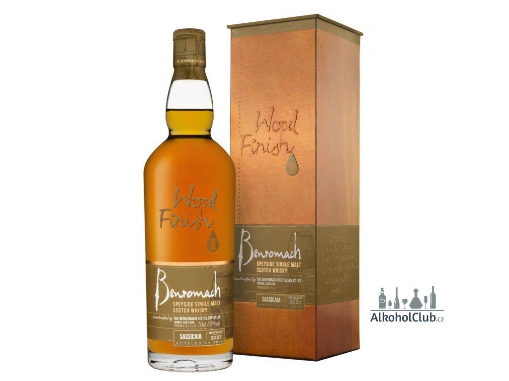 Benromach 2007 Sassicaia 45%