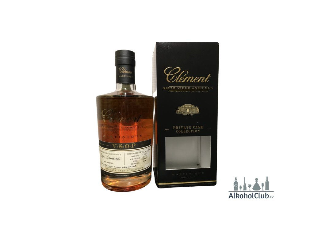 Clément V.S.O.P. Private Cask Collection 52%