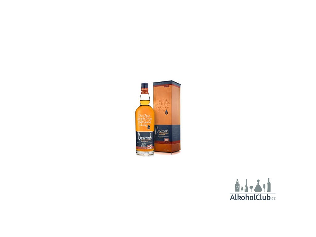 Benromach 100 Proof 10 YO 57% silná whisky