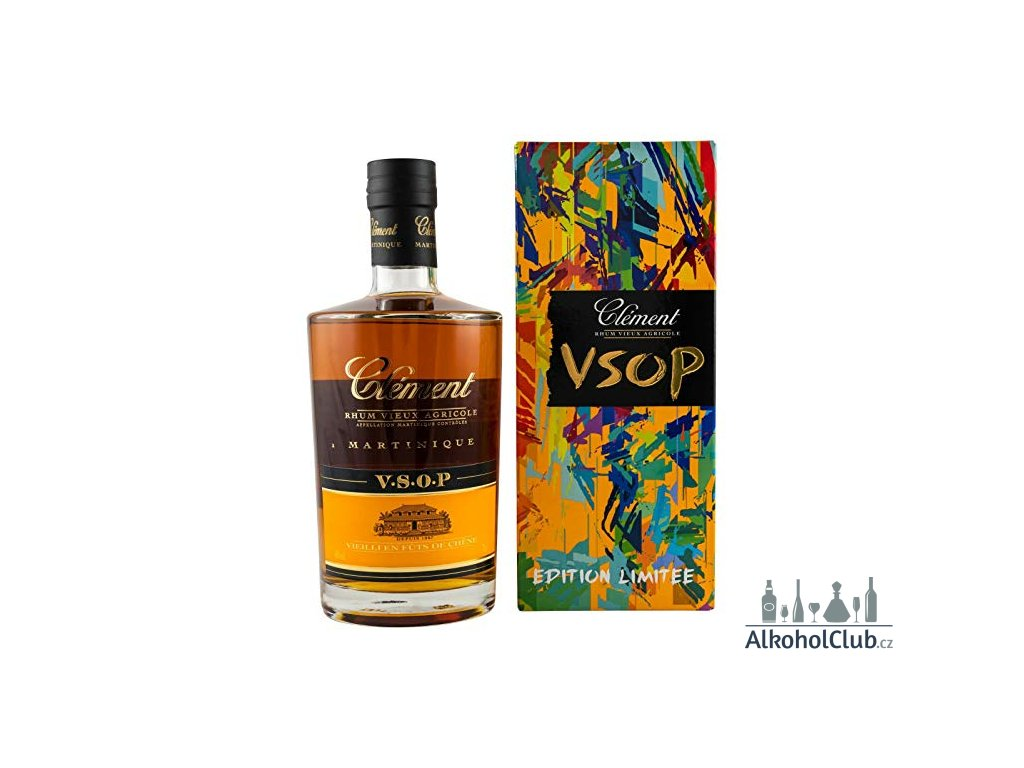 Clément VSOP Edition Limitee 2019 NATHALIE 40% 0,7 l
