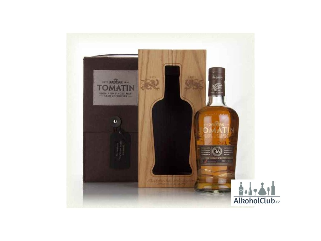tomatin 36 year old batch 3 whisky