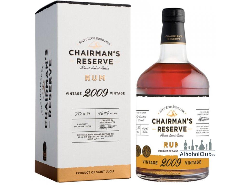 chairmans reserve vintage 2009 rum 07l
