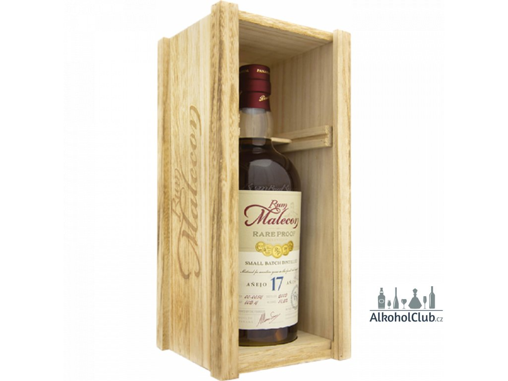 malecon rare proof 17 years small batch 2002 07 liter rum storede
