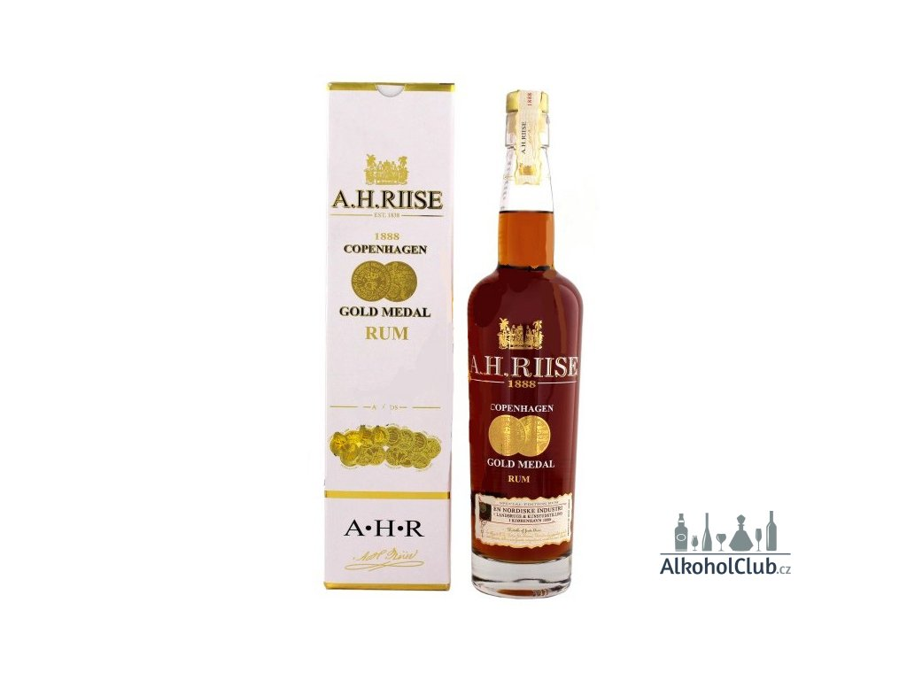 A.H. Riise Gold Medal Vintage 1888