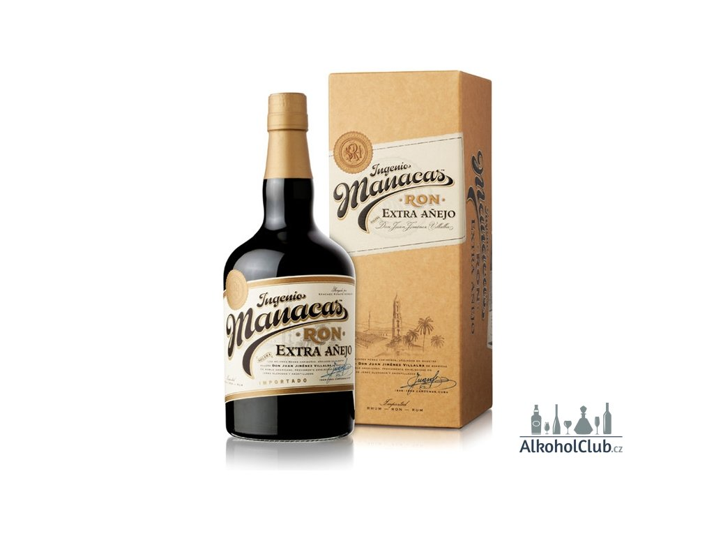 Ingenio Manacas Extra aňejo 0,7 l