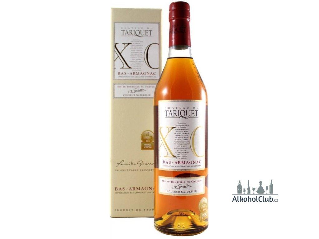 Armagnac Chateau du Tariquet XO 40%