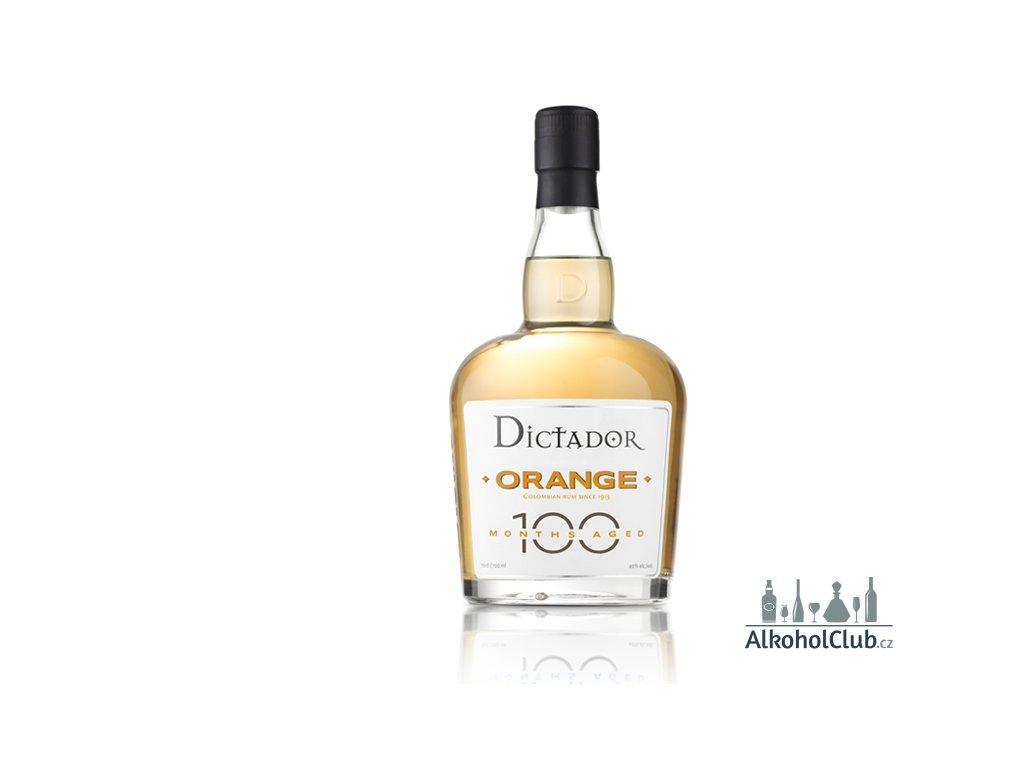 orange dictador rum
