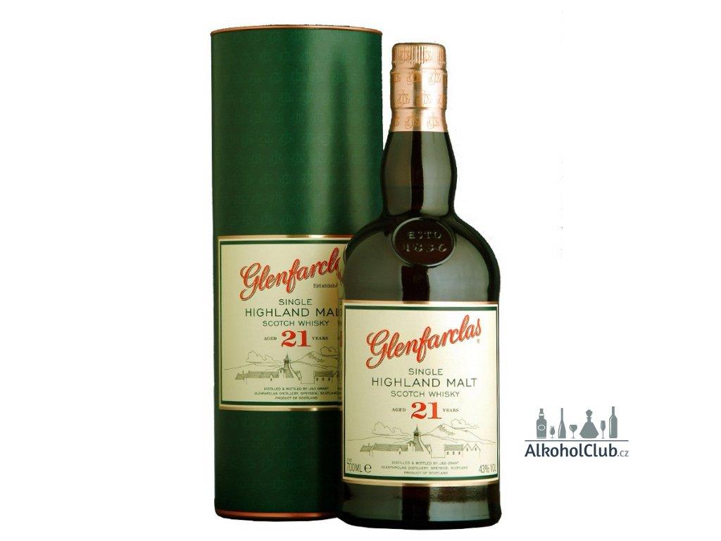 Glenfarclas 21Y 43% 0,7l