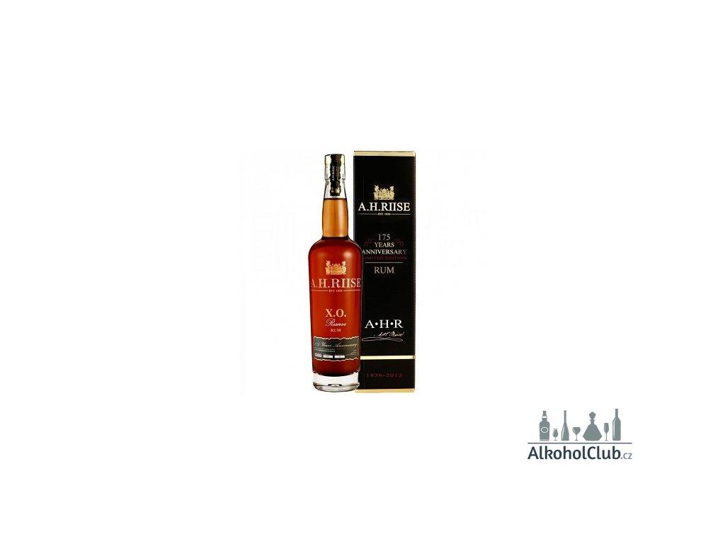 A.H. Riise rum 175 ANNIVERSARY
