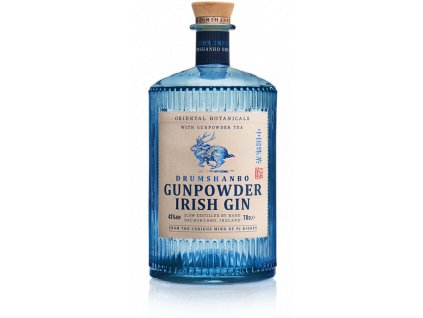 Drumshanbo GUNPOWDER Irish Gin 43% 0,7 l