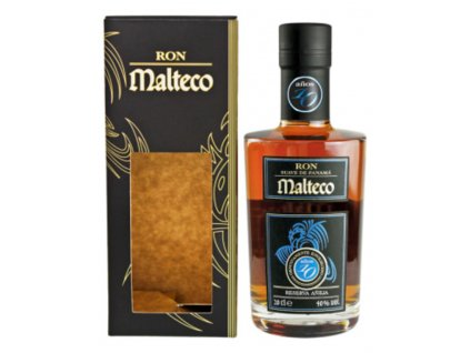 malteco 10y rum 02l 40