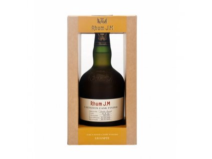 agricole rum jm calvados cask finish
