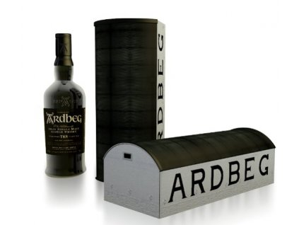 ARDBEG 10Y Warehouse Giftbox