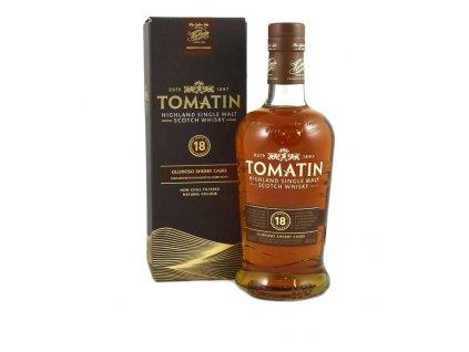 Tomatin 18