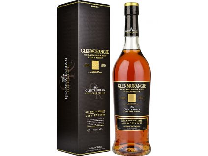 glenmorangie quinta ruban 12yo port cask single malt whisky