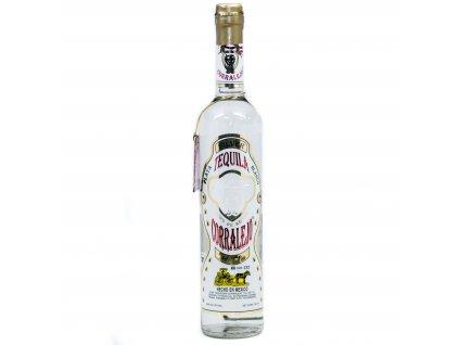 Tequila Corralejo Blanco 100% Agave 0,7l 38%
