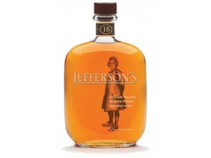 Jefferson's Small Batch Bourbon