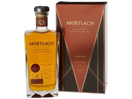 Mortlach Rare Old 43.4% 0,5l