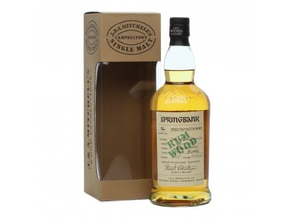 springbank 1991 16 y old rum wood