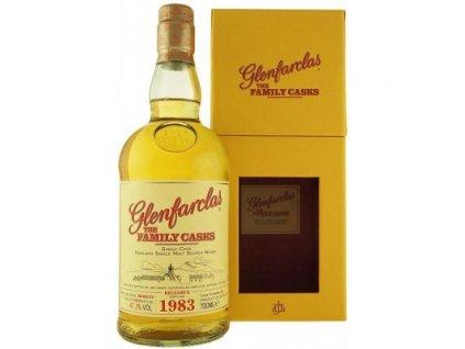 Glenfarclas Family Casks 1983 Release X