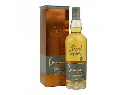 Benromach Peat Smoke 2006 příjemně nakouřená whisky