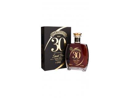 centenario ron 30 aniversario special blend 1985