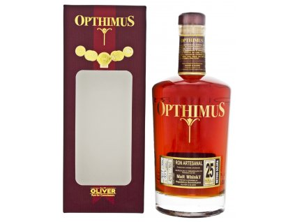 opthimus whisky 25