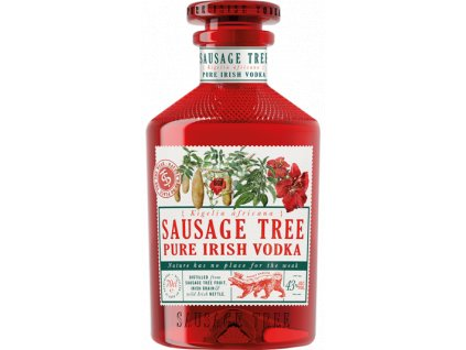 Sausage Tree Pure Irish Vodka 70cl