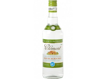rhum blanc bílí rum