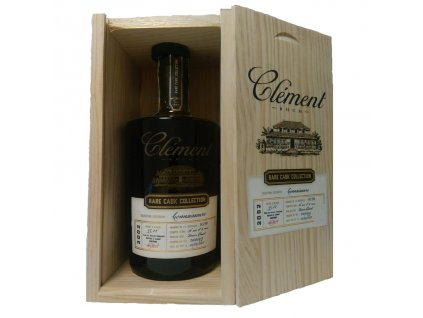 Clement rare cask collection