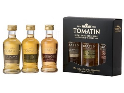 TOMATIN Triple Packs 3x005
