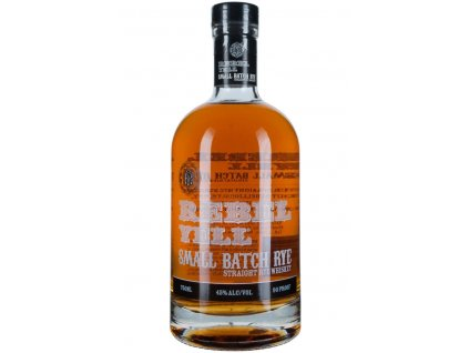 Rebel Yell smal batch rye