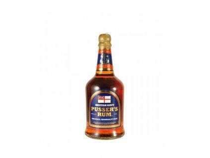 Pusser´s Rum British Navy 40% 0,7 l