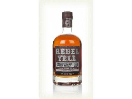 rebel yell french oak whiskey