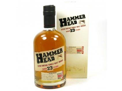 Hammer head 23y