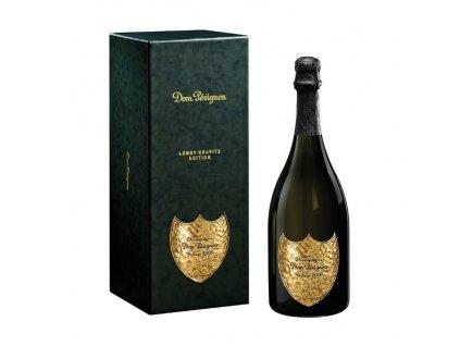 Dom Perignon Lemmy Kravitz edition champagne