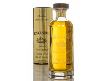 Edradour 10Y 2006 Bourbon Natural