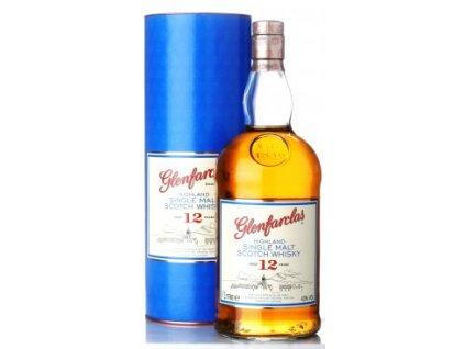 Glenfarclas 12Y 1 l poměr x cena
