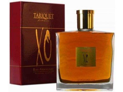 Nejlepší dárek Armagnac Chateau du Tariquet Carafe XO Reserve 40%