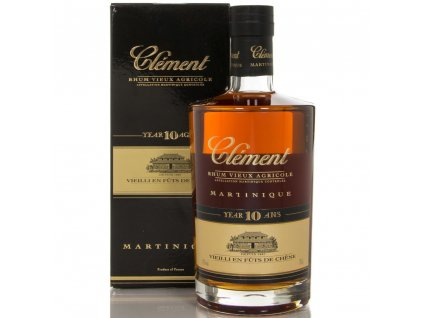 Clement 10 Year Old Rum