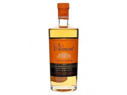 pomerančový rum