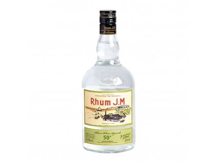 rum rhum j.m. blanc agricole 50