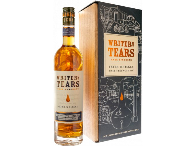 writers tears whisky cask strength