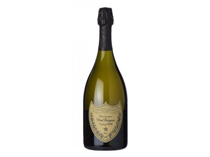 Dom Pérignon blanc 2006