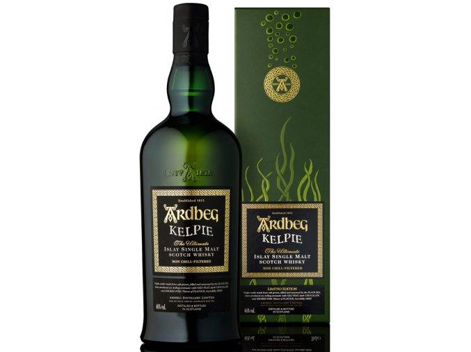 ardbeg kelpie single malt scotch limitovaná edice