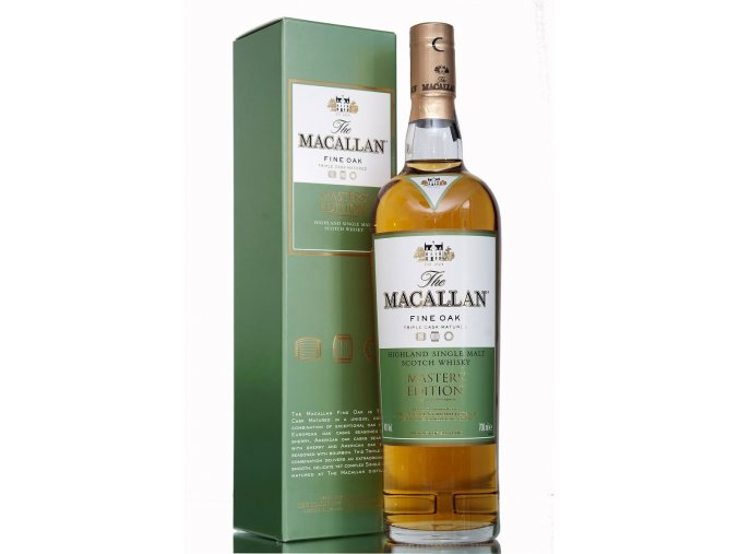 aw00894 the macallan masters edition fine oak 8