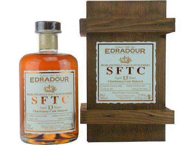 edradour sftc aged 13