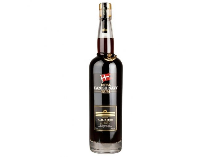 A.H.Riise Royal Danish Navy Rum 0,7l