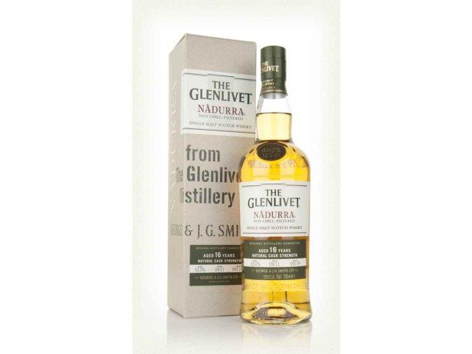 the glenlivet 16 year old nadurra batch 0911p whisky